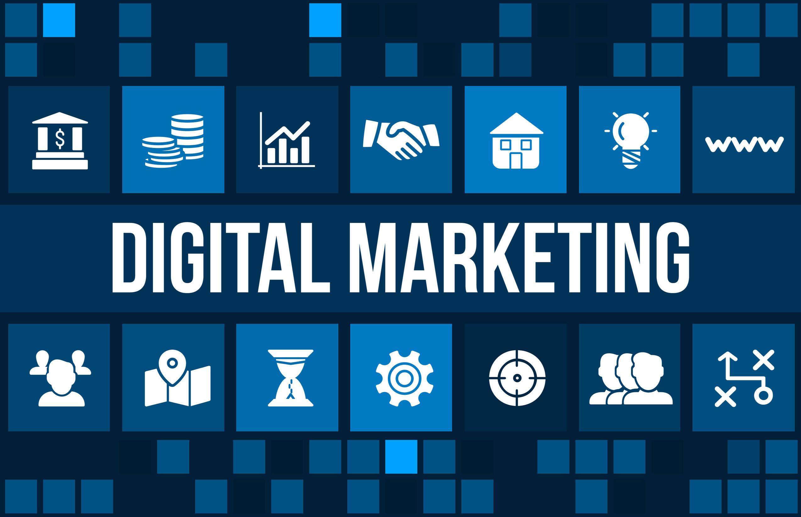 Marknadsföring via webbplatser eller sociala medier?